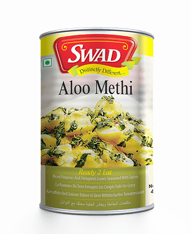 Aloo Methi - Surti Undhiyu - Vimal Agro Products Pvt. Ltd. - Irresistible Taste