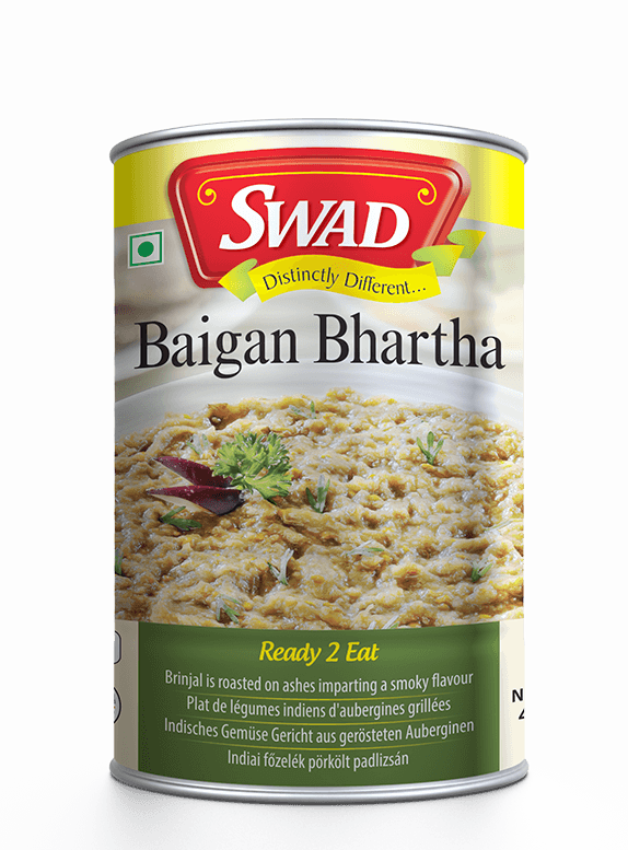 Baigan Bhartha - Vimal Agro Products Pvt. Ltd. - Irresistible Taste