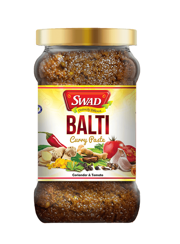 Balti Paste - Vimal Agro Products Pvt. Ltd. - Irresistible Taste