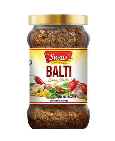 Balti Paste -  - Vimal Agro Products Pvt. Ltd. - Irresistible Taste