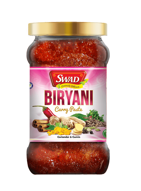 Biryani Paste - Vimal Agro Products Pvt. Ltd. - Irresistible Taste