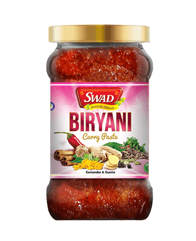 Biryani Paste -  - Vimal Agro Products Pvt. Ltd. - Irresistible Taste
