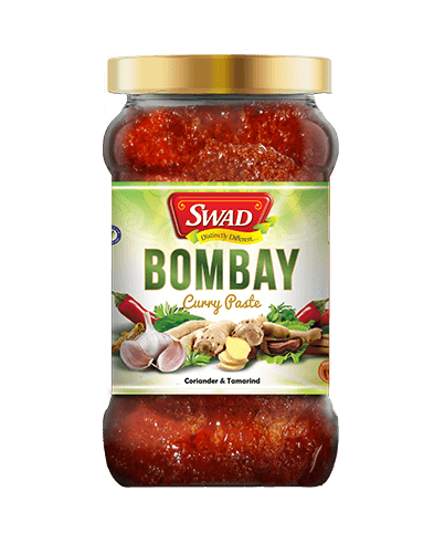 Bombay Paste -  - Vimal Agro Products Pvt. Ltd. - Irresistible Taste