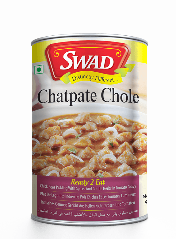 Chatpate Chole - Vimal Agro Products Pvt. Ltd. - Irresistible Taste