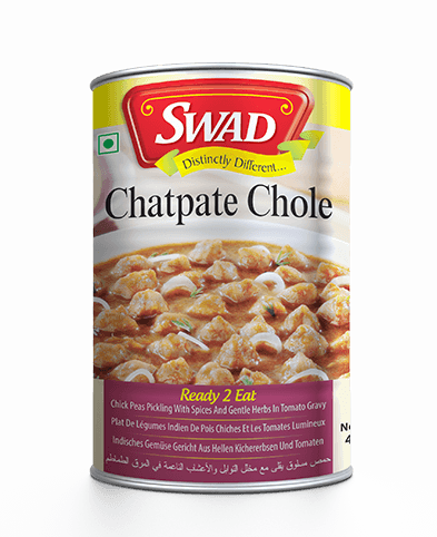 Chatpate Chole - Surti Undhiyu - Vimal Agro Products Pvt. Ltd. - Irresistible Taste