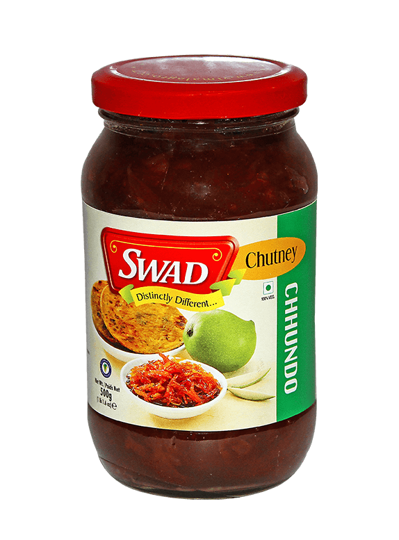 Chhundo - Vimal Agro Products Pvt. Ltd. - Irresistible Taste