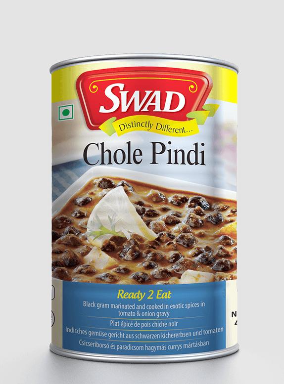 Chole Pindi - Vimal Agro Products Pvt. Ltd. - Irresistible Taste