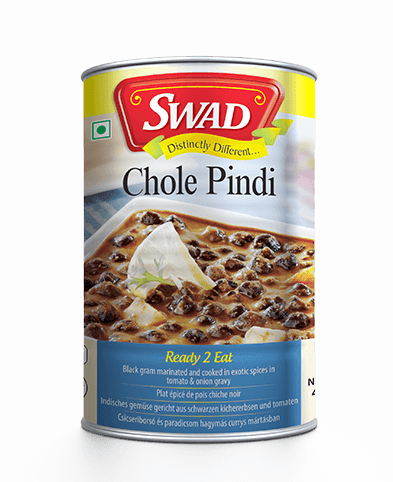 Chole Pindi - Surti Undhiyu - Vimal Agro Products Pvt. Ltd. - Irresistible Taste