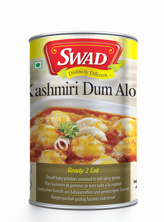 Kashmiri Dum Aloo - Vimal Agro Products Pvt. Ltd. - Irresistible Taste