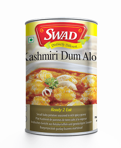 Kashmiri Dum Aloo -  - Vimal Agro Products Pvt. Ltd. - Irresistible Taste