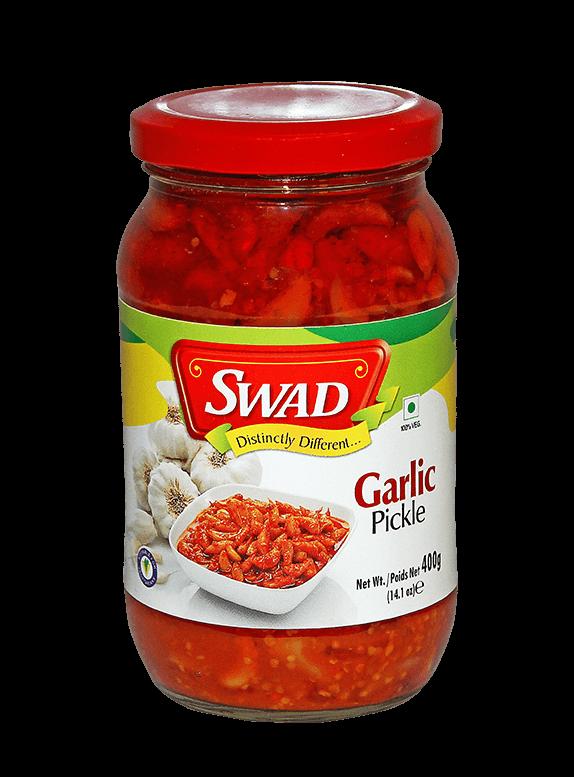Garlic Pickle - Vimal Agro Products Pvt. Ltd. - Irresistible Taste