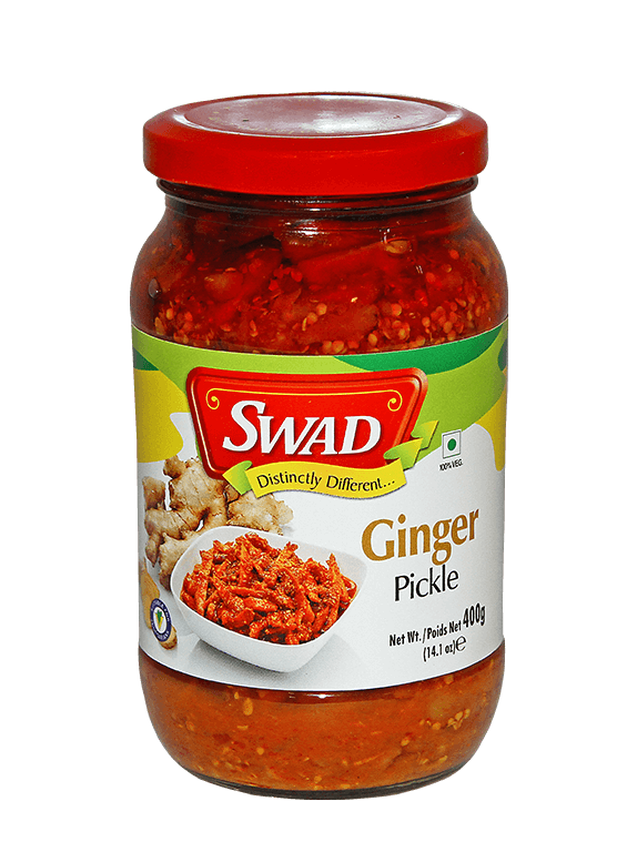 Ginger Pickle - Vimal Agro Products Pvt. Ltd. - Irresistible Taste