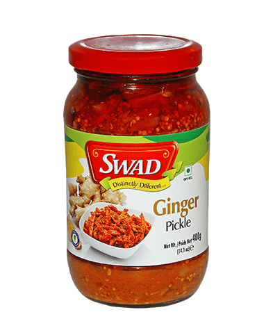 Ginger Pickle - Lime & Chilli Pickle - Vimal Agro Products Pvt. Ltd. - Irresistible Taste
