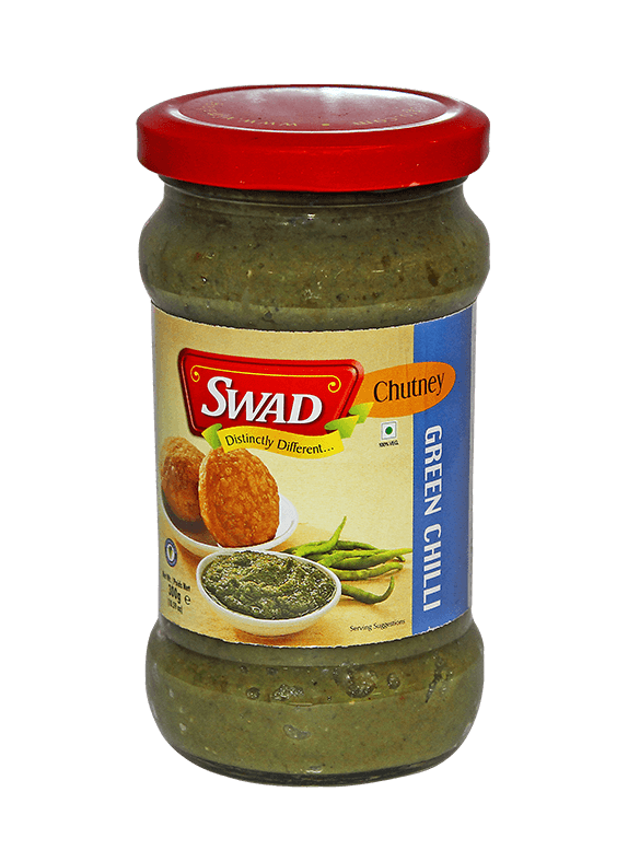 Green Chilli Chutney - Vimal Agro Products Pvt. Ltd. - Irresistible Taste
