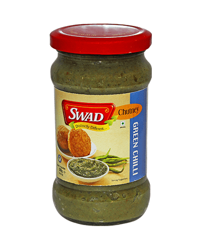 Green Chilli Chutney -  - Vimal Agro Products Pvt. Ltd. - Irresistible Taste