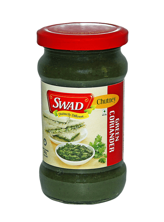 Green Coriander Chutney - Vimal Agro Products Pvt. Ltd. - Irresistible Taste