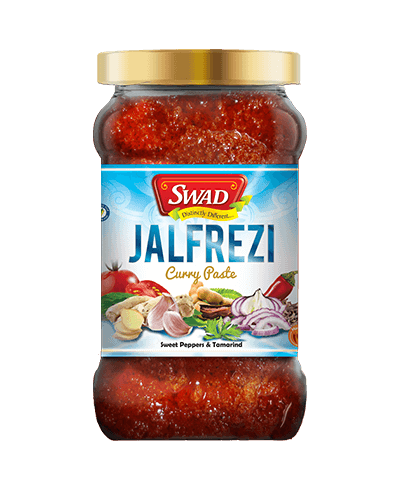 Jalfrezi Paste -  - Vimal Agro Products Pvt. Ltd. - Irresistible Taste