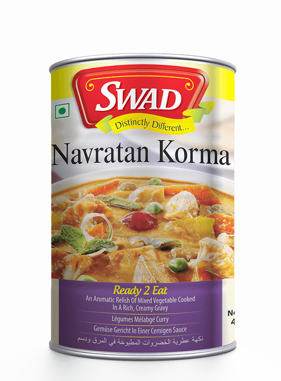 Navratna Korma - Vimal Agro Products Pvt. Ltd. - Irresistible Taste