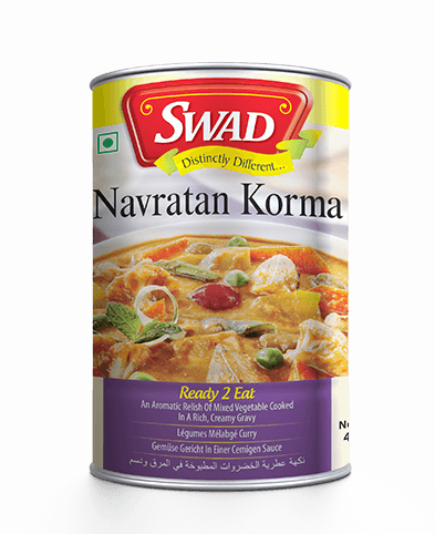Navratna Korma -  - Vimal Agro Products Pvt. Ltd. - Irresistible Taste