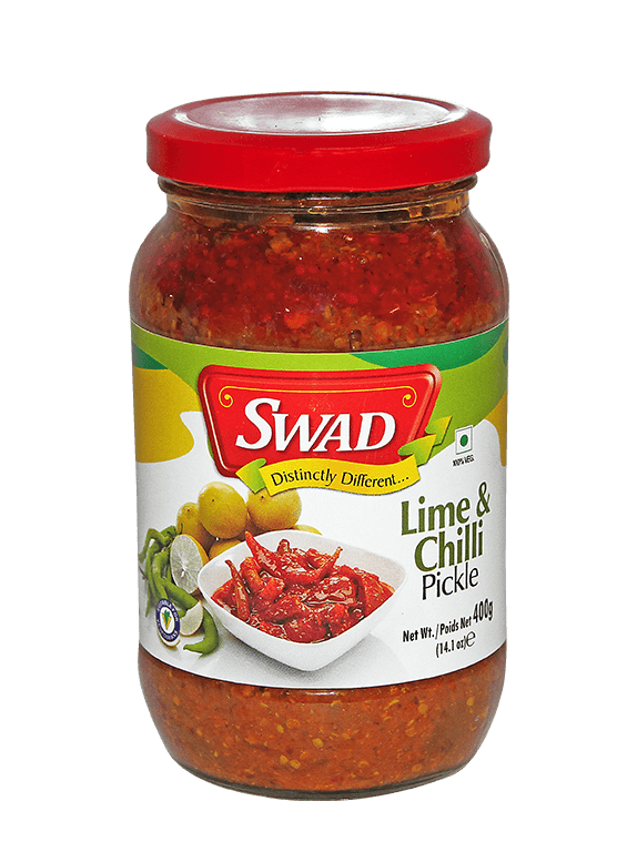 Lime & Chilli Pickle - Vimal Agro Products Pvt. Ltd. - Irresistible Taste