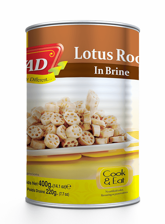 Lotus Root - Vimal Agro Products Pvt. Ltd. - Irresistible Taste