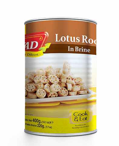 Lotus Root -  - Vimal Agro Products Pvt. Ltd. - Irresistible Taste