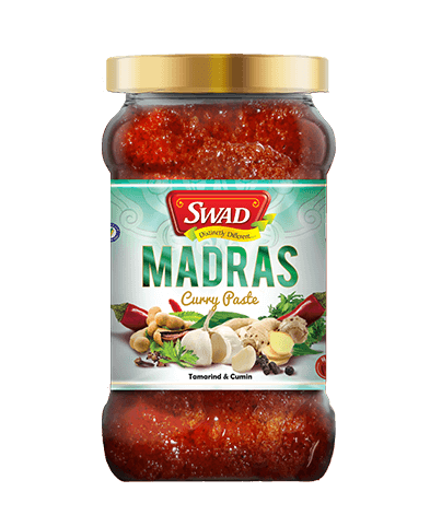 Madras Paste -  - Vimal Agro Products Pvt. Ltd. - Irresistible Taste
