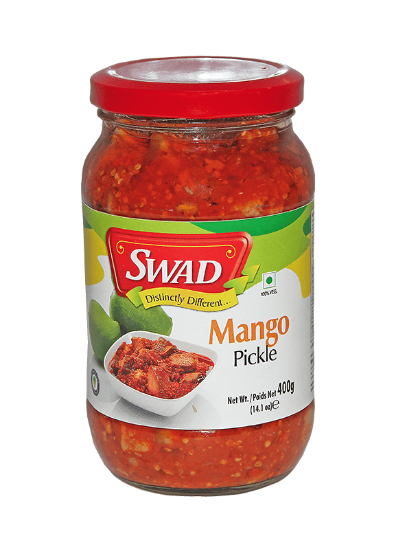 Mango Pickle - Vimal Agro Products Pvt. Ltd. - Irresistible Taste