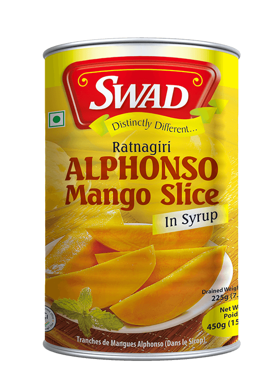 Alphonso Mango Slice - Vimal Agro Products Pvt. Ltd. - Irresistible Taste