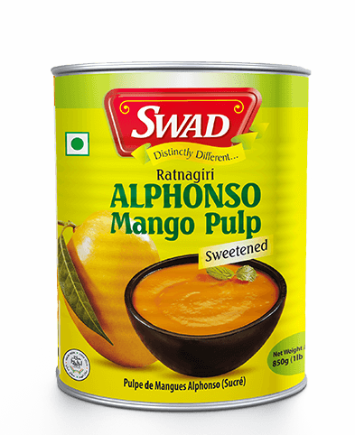 Alphonso Mango Pulp -  - Vimal Agro Products Pvt. Ltd. - Irresistible Taste