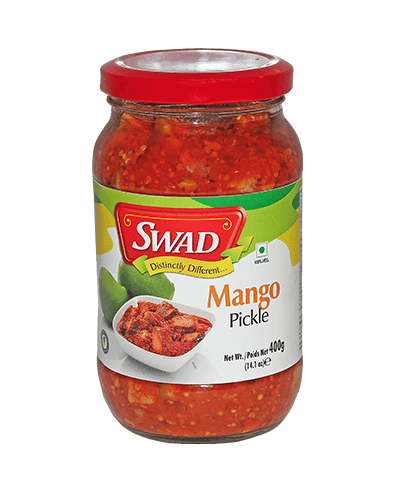 Mango Pickle -  - Vimal Agro Products Pvt. Ltd. - Irresistible Taste