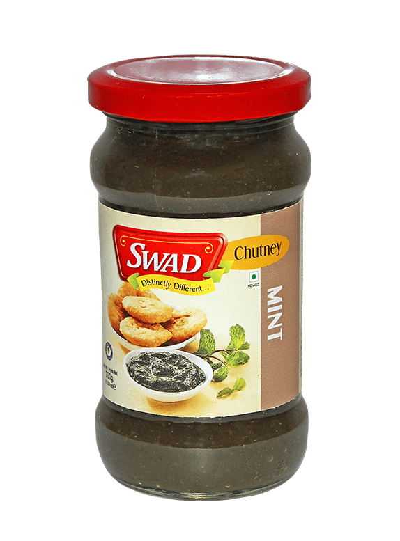 Mint Chutney - Vimal Agro Products Pvt. Ltd. - Irresistible Taste
