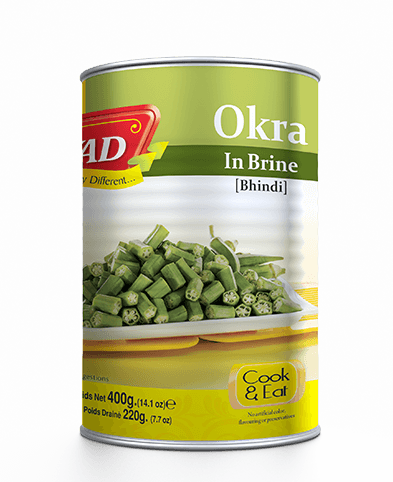Okra -  - Vimal Agro Products Pvt. Ltd. - Irresistible Taste