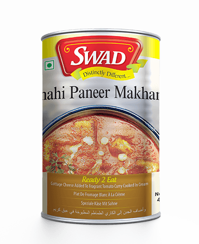 Shahi Paneer Makhani -  - Vimal Agro Products Pvt. Ltd. - Irresistible Taste