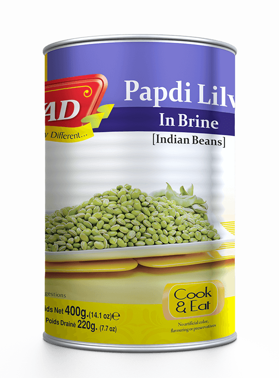 Papdi Lilva - Vimal Agro Products Pvt. Ltd. - Irresistible Taste