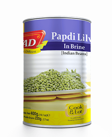 Papdi Lilva -  - Vimal Agro Products Pvt. Ltd. - Irresistible Taste