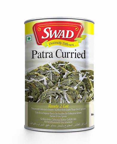 Patra Curried -  - Vimal Agro Products Pvt. Ltd. - Irresistible Taste