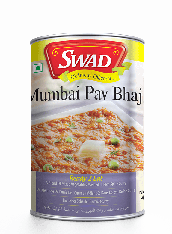 Mumbai Pav Bhaji - Vimal Agro Products Pvt. Ltd. - Irresistible Taste