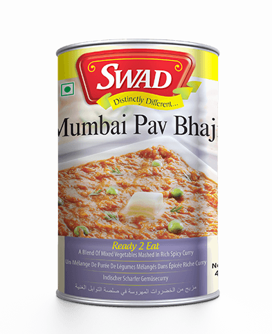Mumbai Pav Bhaji -  - Vimal Agro Products Pvt. Ltd. - Irresistible Taste