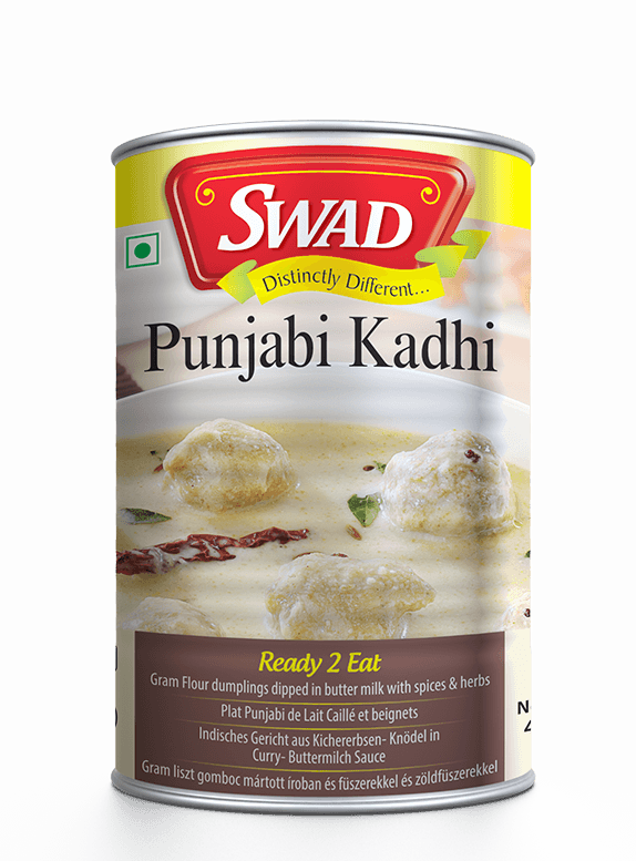 Punjabi Kadhi - Vimal Agro Products Pvt. Ltd. - Irresistible Taste