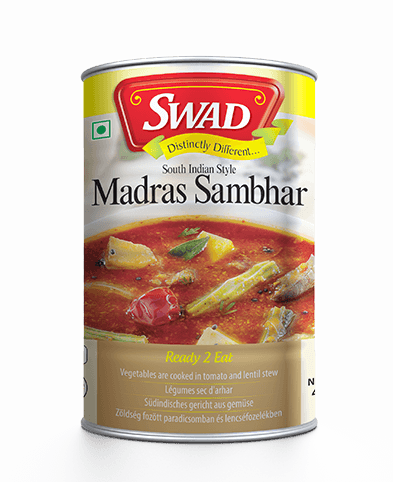 Madras Sambar - Surti Undhiyu - Vimal Agro Products Pvt. Ltd. - Irresistible Taste