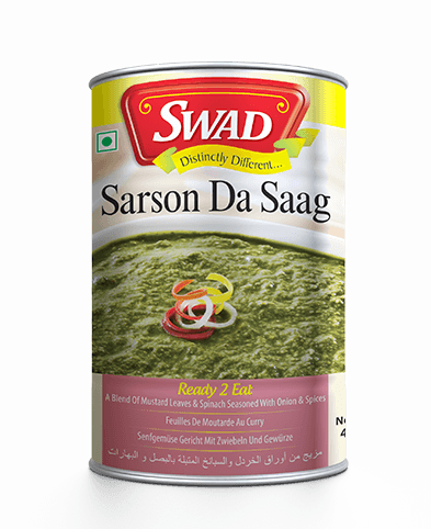 Sarson Da Saag -  - Vimal Agro Products Pvt. Ltd. - Irresistible Taste