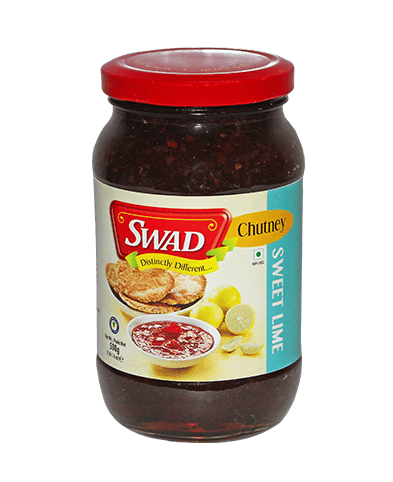 Sweet Lime - Tamarind Chutney - Vimal Agro Products Pvt. Ltd. - Irresistible Taste