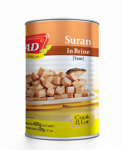 Suran (Yam) -  - Vimal Agro Products Pvt. Ltd. - Irresistible Taste