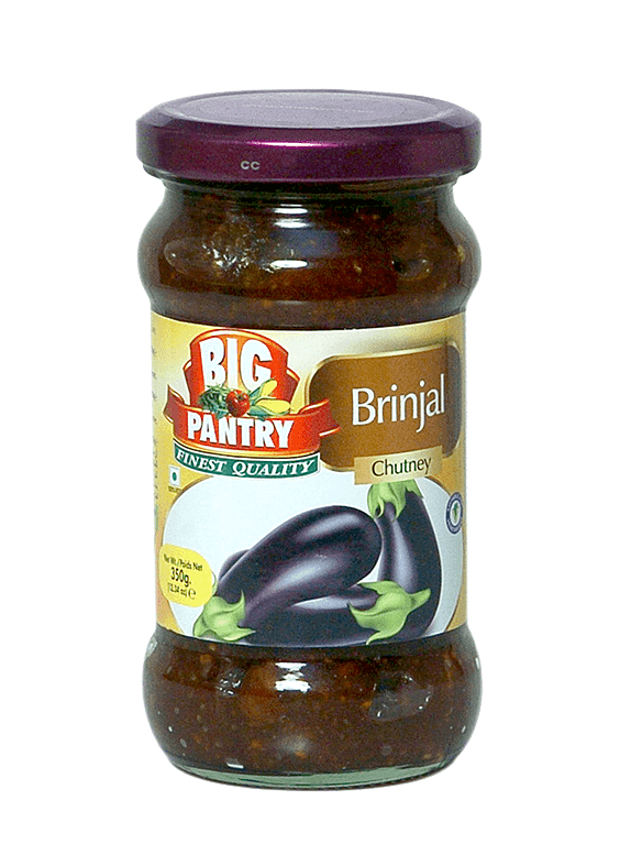 Brinjal Chutney - Vimal Agro Products Pvt. Ltd. - Irresistible Taste