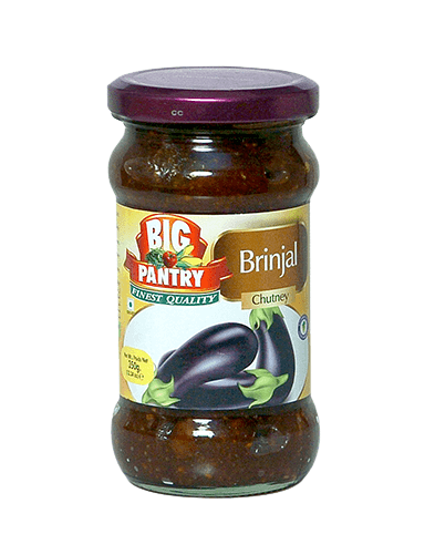 Brinjal Chutney -  - Vimal Agro Products Pvt. Ltd. - Irresistible Taste