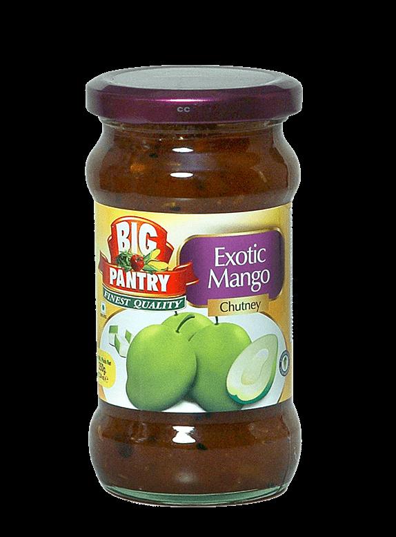 Mango Chutney - Vimal Agro Products Pvt. Ltd. - Irresistible Taste