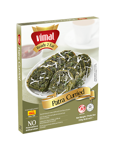 Patra Curried - Dal Tadka - Vimal Agro Products Pvt. Ltd. - Irresistible Taste
