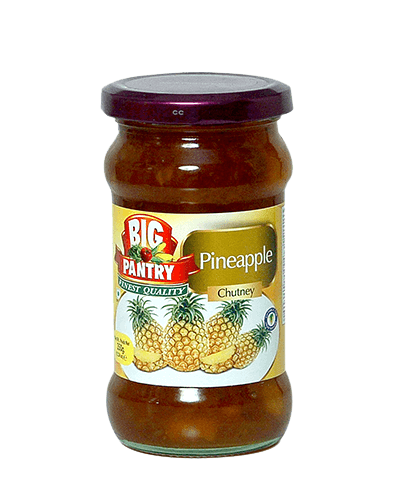Pineapple Chutney - Hot Mango Chutney - Vimal Agro Products Pvt. Ltd. - Irresistible Taste