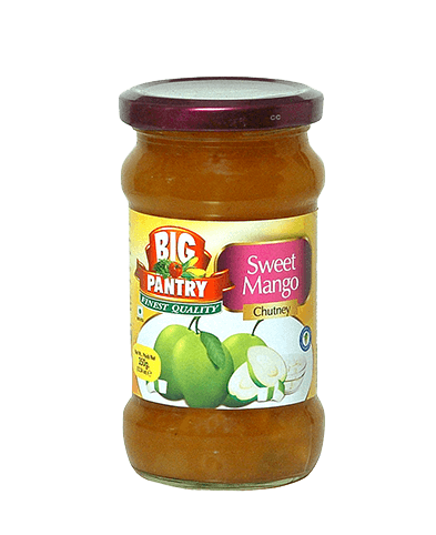 Sweet Mango Chutney -  - Vimal Agro Products Pvt. Ltd. - Irresistible Taste